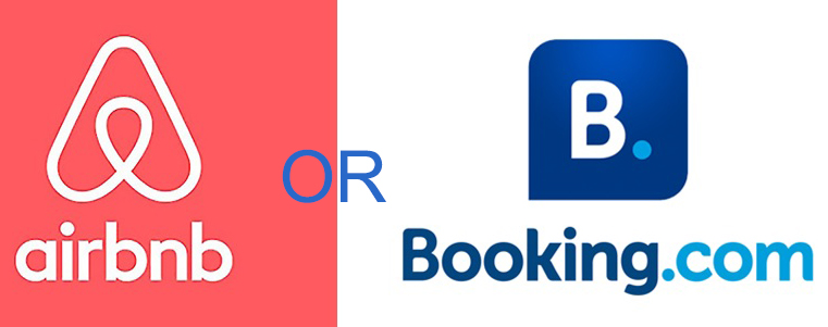 AIRBNB or BOOKING.COM: Which platform shall i choose?